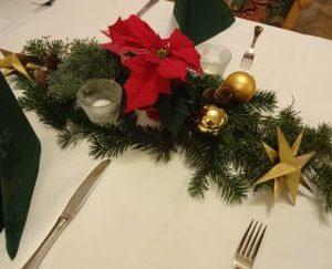 Vorweihnachtliche Feier